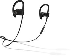 PowerBeats 3 Wireless - Blacksans fil Contour d'Oreille Bluetooth Avec micro