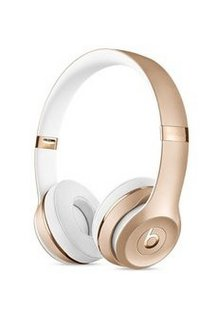 Casque Audio Beats Solo 3 Wireless Gold Pas Cher Prix Clubic