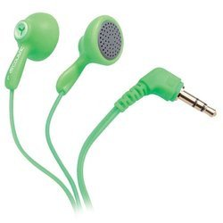 Aircoustic BUD 4043 - Vertfilaire 1,2 mètres Intra-auriculaire Jack 3,5 mm