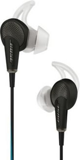casque audio bose quietcomfort 20 for apple noir pas cher prix clubic. Black Bedroom Furniture Sets. Home Design Ideas