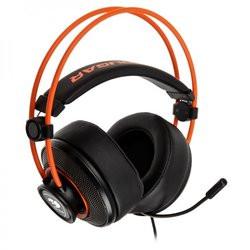 Casque audio Cougar Immersa 300H - Noir/Orange