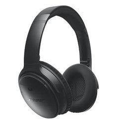 casque audio bose quietcomfort 35 noir pas cher prix clubic. Black Bedroom Furniture Sets. Home Design Ideas
