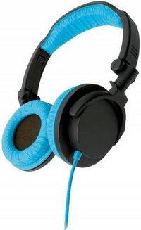 SV 5610 - Noir/Bleu filaire 1,5 mètres Supra-aural