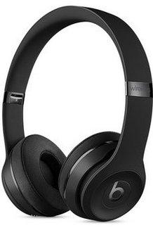 Casque Audio Beats Solo 3 Wireless Black Pas Cher Prix Clubic