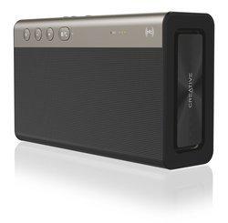 Sound Blaster Roar 2 - Noir/BronzeCompact 8 heures 1000 g