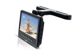 PVS 705-01HSMPort USB Xvid CD-R CD-RW DVD Vidéo DVD-R DVD-RW DVD+R DVD+RW portable Avec telecommande avec protection anti-choc