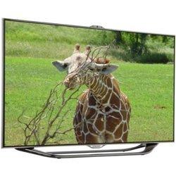 """UE-40ES800016/9 1 x Composante YUV 1 x DVI HD TV 1080p 1920 x 1080 pixels 3 x HDMI 101 cm Tuner TNT MPEG4 (HD) intégré 40 pouces 200 Hz 2 x Ports USB 1 x Ethernet TV LED 3D 3D active 1 x SPDIF 55"""" (140cm)"""