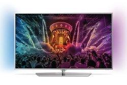 55PUS655116/9 TV LED DVB-C Tuner satellite DVB-S2 WiFi 139 cm 55 pouces Ultra HD 4K 3840 x 2160 pixels 1 x Composante 4 x Entrée HDMI 3 x Port USB TNT HD (MPEG-4)