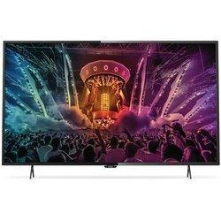 55PUH6101WiFi 139 cm 55 pouces Non 3840 x 2160 pixels LED 3 x USB 4 x Entrée HDMI 4K Ultra HD Clear Sound