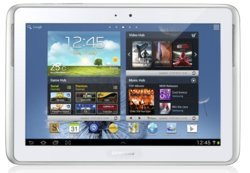 Galaxy Note 10.1 16Go WiFi (GT-N8010ZWAXEF) - Blanc avec clavier tactile 10,1 pouces Wifi USB Bluetooth Android 16Go 1 Go