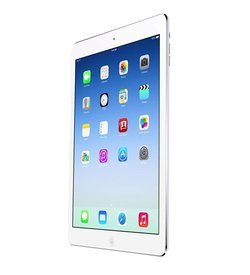 iPad Air avec écran Retina Argent - 64Go Wifi (MD790)Argent avec clavier tactile Wifi Bluetooth 9,7 pouces 64Go iOS Tablette Dual-core (2-Core) 1 an(s) Technologie IPS 10 Heure(s) 1,30 GHz 4:3 iOS iPad Air 2048 x 1536 QXGA Écran Retina 7,4 mm http://www.apple.com/fr