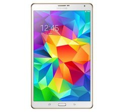 """Galaxy Tab S 8,4"""" Blanc 16Go WiFi + 4G (SM-T705NZWAITV)Wifi Bluetooth 16Go 4G 3 Go 8,4 pouces"""