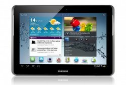 """Galaxy Tab 2 10"""" P5100 16Go Wi-Fi/3G - Grisavec clavier tactile 10,1 pouces Wifi USB Bluetooth Android 16Go 3G 1 Go"""
