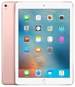 iPad Pro avec écran Retina Or Rose - 256Go Wifi (MM1A2NF/A) Wifi Bluetooth 9,7 pouces 256Go iPad Pro