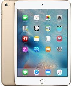 iPad mini 4 Or - 128Go Wifi + 4G (MK782NF/A)avec clavier tactile Wifi iOS 4G 128Go 7,9 pouces iPad mini 4