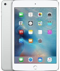 iPad mini 4 Argent - 128Go Wifi + 4G (MK772NF/A)avec clavier tactile Wifi iOS 4G 128Go 7,9 pouces iPad mini 4