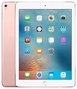 iPad Pro avec écran Retina Or Rose - 128Go Wifi + 4G (MLYL2NF/A)Wifi Bluetooth 9,7 pouces 4G 128Go iPad Pro