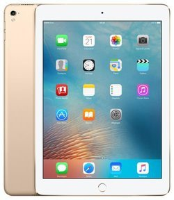 iPad Pro avec écran Retina Or - 32Go Wifi + 4G (MLPY2NF/A)Wifi 32Go Bluetooth 9,7 pouces 4G iPad Pro
