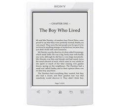 "Reader eBook Touch Edition PRS-T2 BlancBlanc 15,2 cm (6"") 800 x 600 2 Go Micro SD Oui ePub PDF TXT 173,0 mm 110,0 mm http://www.sony.fr Micro USB microSD High Capacity (microSDHC) FB2 1008 Heure(s) 9,1 mm 164,0 g PRS-T2 PRST2WC.CE7 1 an(s)"