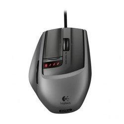G9x Laser Mousefilaire Avec molette USB Laser 6 boutons