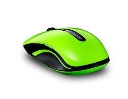 7200P - Vert Vert sans fil USB Optique 7 boutons