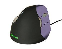 BNEEVR4S - Noir/Violetfilaire Optique Souris USB 2.0 Roulette de Défilement Pour Droitier Uniquement Noir/Violet 2,15m