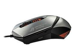 GX1000 Eagle Eye Mousefilaire Avec molette USB Laser Gamer Gamer 8 boutons