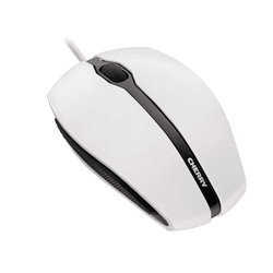 Gentix Corded Optical Mouse - BlancBlanc filaire USB Optique Souris 3
