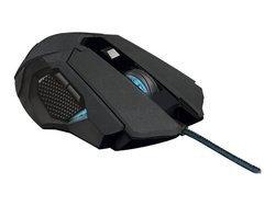 GXT 158 - NoirNoir filaire USB Laser Gamer 8 boutons