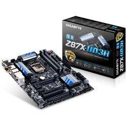 Z87X-UD3HATX 4 Celeron Oui Oui Oui avec chip graphique intégré 3 x PCI Express x1 Sans port AGP DDR3 3 x PCI Express x16 Core i7 1 0 1 5 1 Core i5 Core i3 Serial ATA III Intel 82579 8 x Serial ATA III ATX12V Intel Vidéo Dépendant du CPU Intel Realtek 7.1 6 Oui Oui Carte Mère 32 Go 1+0 Oui Oui Oui CrossFireX SLI 8 Socket 1150 Xeon 305,0 mm http://www.gigabyte.fr 244,0 mm Pentium Oui Intel Z87 6