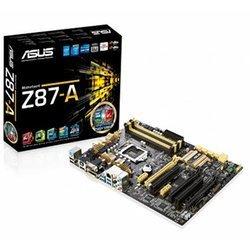 Z87-AATX 4 Celeron Oui Oui Oui avec chip graphique intégré 2 2 x PCI Express x1 Sans port AGP DDR3 3 x PCI Express x16 Core i7 0 1 5 1 4 Core i5 Core i3 Serial ATA III 6 x Serial ATA III Intel 82579 ATX12V Intel Vidéo Dépendant du CPU Intel Realtek 7.1 6 Oui Oui Carte Mère 32 Go 6 1+0 Oui Oui Oui CrossFireX SLI http://france.asus.com 3 an(s) Socket 1150 305,0 mm Pentium 2 Oui Intel Z87 223,5 mm