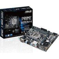 PRIME B250M-K4 Celeron Oui Oui Micro ATX avec chip graphique intégré Core i7 1 x PCI Express 3.0 x16 1 4 Core i5 Core i3 Serial ATA III Intel Intel Realtek 6 32 Go 6 Pentium 2 Intel Socket 1151 2 x PCI Express 3.0 x 1 8 DDR4 HD graphics ALC 887 Realtek 8111H Intel B250