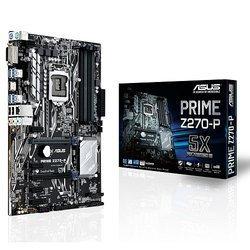 PRIME Z270-PATX 4 Celeron Oui Oui avec chip graphique intégré 2 x PCI Express x16 Core i7 64 Go 0 1 5 10 4 Core i5 Core i3 Serial ATA III Intel 4 Intel Realtek 6 4 x PCI Express x1 Pentium ALC887 2 Intel Socket 1151 8 DDR4 HD graphics Realtek RTL8111H Intel Z270