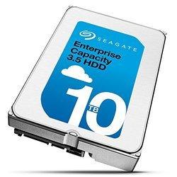 Enterprise Capacity 3.5 HDD - 10 To SATA III (ST10000NM0146)Interne 7200 tours / minute Serial ATA III 10 Go