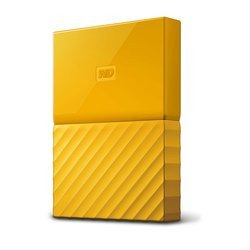 My Passport USB 3.0 - 4 To Jaune (WDBYFT0040BYL-WESN)Externe USB 2.0 USB 3.0 4 To