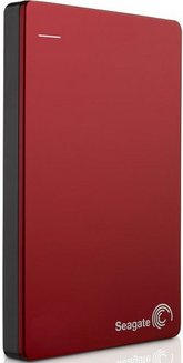 Backup Plus Portable - 1 To Rouge (STDR1000203)Externe Externe portable USB 3.0 1 To avec fonction Backup http://www.seagate.com