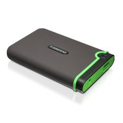 StoreJet 25M3 1To (TS1TSJ25M3)5400 tours / minute Externe portable USB 3.0 1 To