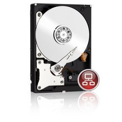WD10EFRX - RED RD1000S 1To SATA III 64MoInterne 5400 tours / minute 1 To Serial ATA III