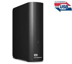 Elements Desktop 3To  USB 3.0 (WDBWLG0030HBK)Externe USB 3.0 3 To