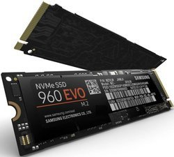 960 EVO - 1 To SSD PCI-Express (MZ-V6E1T0BW)1 To Interne SSD PCI-Express