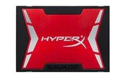 HyperX Savage 480Go SSD SATA III (SHSS3B7A/480G)Interne SSD Serial ATA III 480 Go