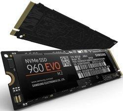 960 EVO - 500 Go SSD PCI-Express (MZ-V6E500BW)500 Go Interne SSD PCI-Express