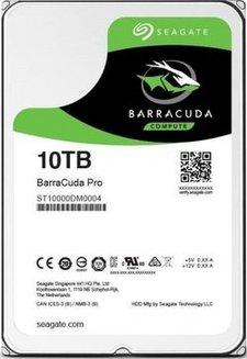Barracuda Compute Pro - 10 To SATA III (ST10000DM0004)Interne 7200 tours / minute Serial ATA II 10 Go