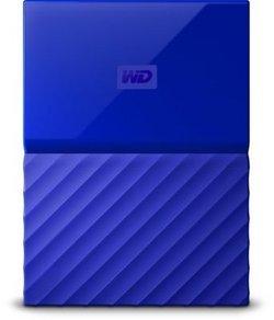 My Passport 4To USB3.0 - Bleu (WDBYFT0040BBL-WESN)Externe USB 3.0 4 To