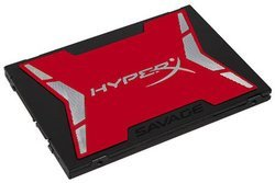 HyperX Savage 120Go SATA III (SHSS37A/120G)Interne 120 Go Serial ATA III