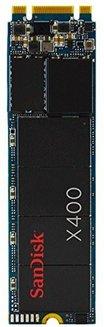 X400 M.2 - 128Go SSD SATA III (SD8SN8U-128G-1122)Interne SSD 128 Go Serial ATA III M.2