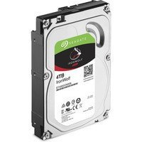 IronWolf - 4 To SATA III (ST4000VN008)Interne 4 To Serial ATA III 5900 tours / minute PC