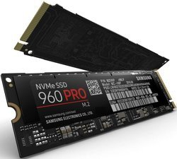 960 Pro 512 Go SSD PCI-Express (MZ-V6P512BW)Interne SSD 512 Go PCI-Express