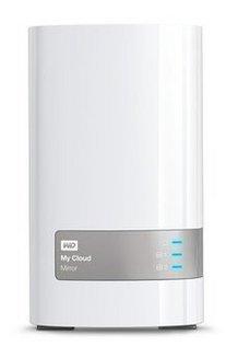 My Cloud Mirror 6To (WDBWVZ0060JWT)Externe USB 3.0 6 To