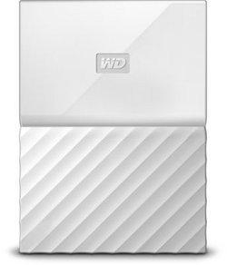 My Passport 4To USB3.0 - Blanc (WDBYFT0030BWT-WESN)Externe USB 3.0 4 To